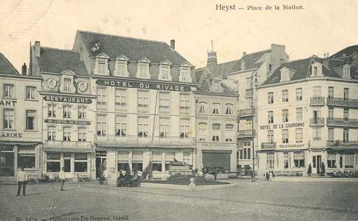 Heyst - Place de la Station