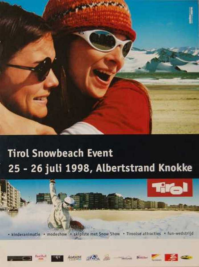Tirol Snowbeach Event