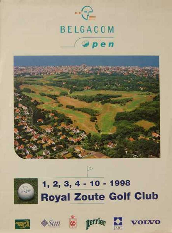 Belgacom Open Royal Zoute Golf Club