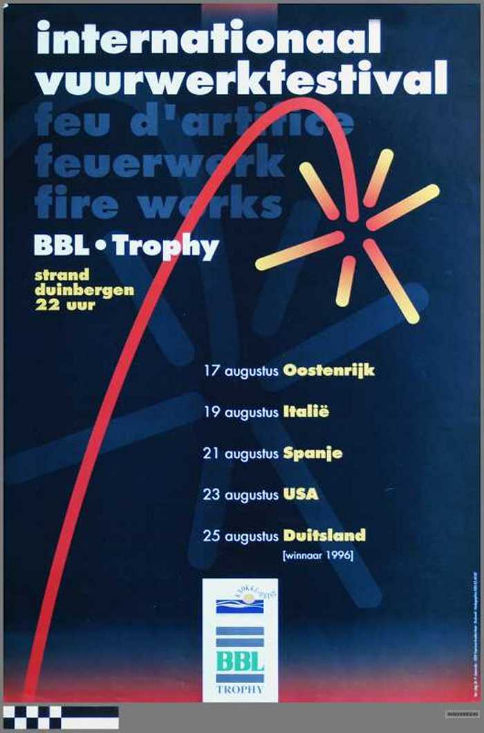 Internationaal vuurwerkfestival 1997